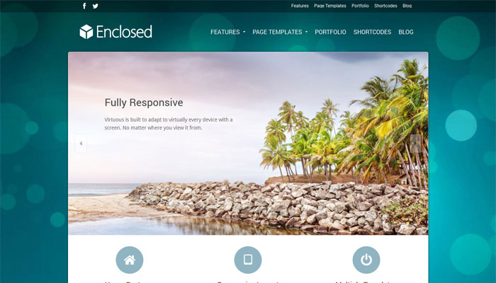 Enclosed Pro WordPress Theme
