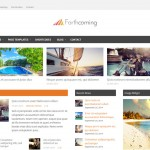 forthcoming-wordpress-theme